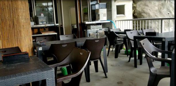 ヒリゾ浜周辺グルメ 双葉食堂  店内2